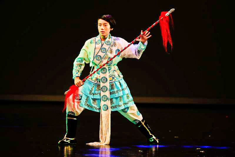 Peiking Opera: Martial Performance
